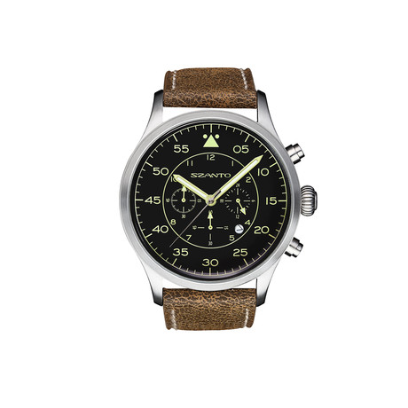 Szanto Gents Chronograph Quartz // 2602