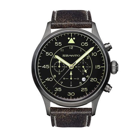 Szanto Gents Chronograph Quartz // 2601