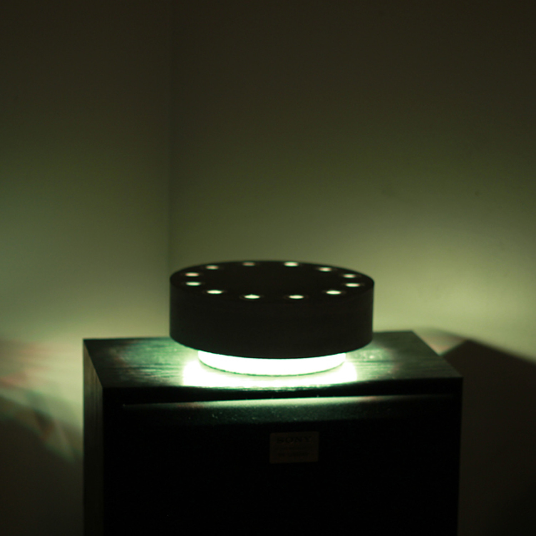 SHH5-Lite // Hyper Color Changing // Silver Trim