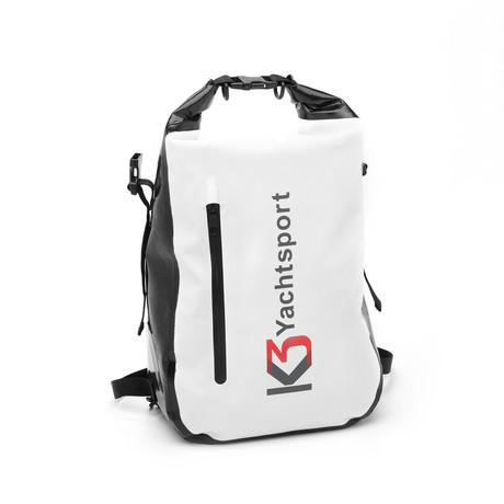 K3 Yachtsport Backpack // White