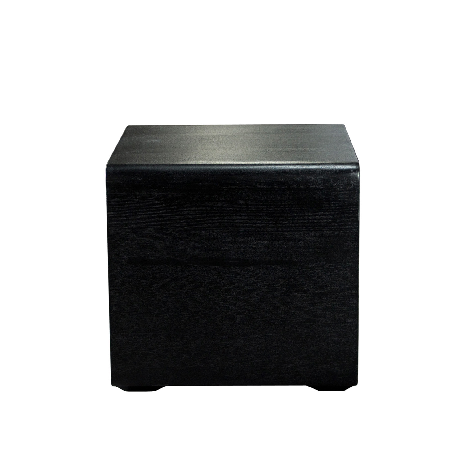Low Profile Square End Table
