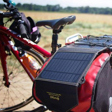 SunJack // Solar Charger