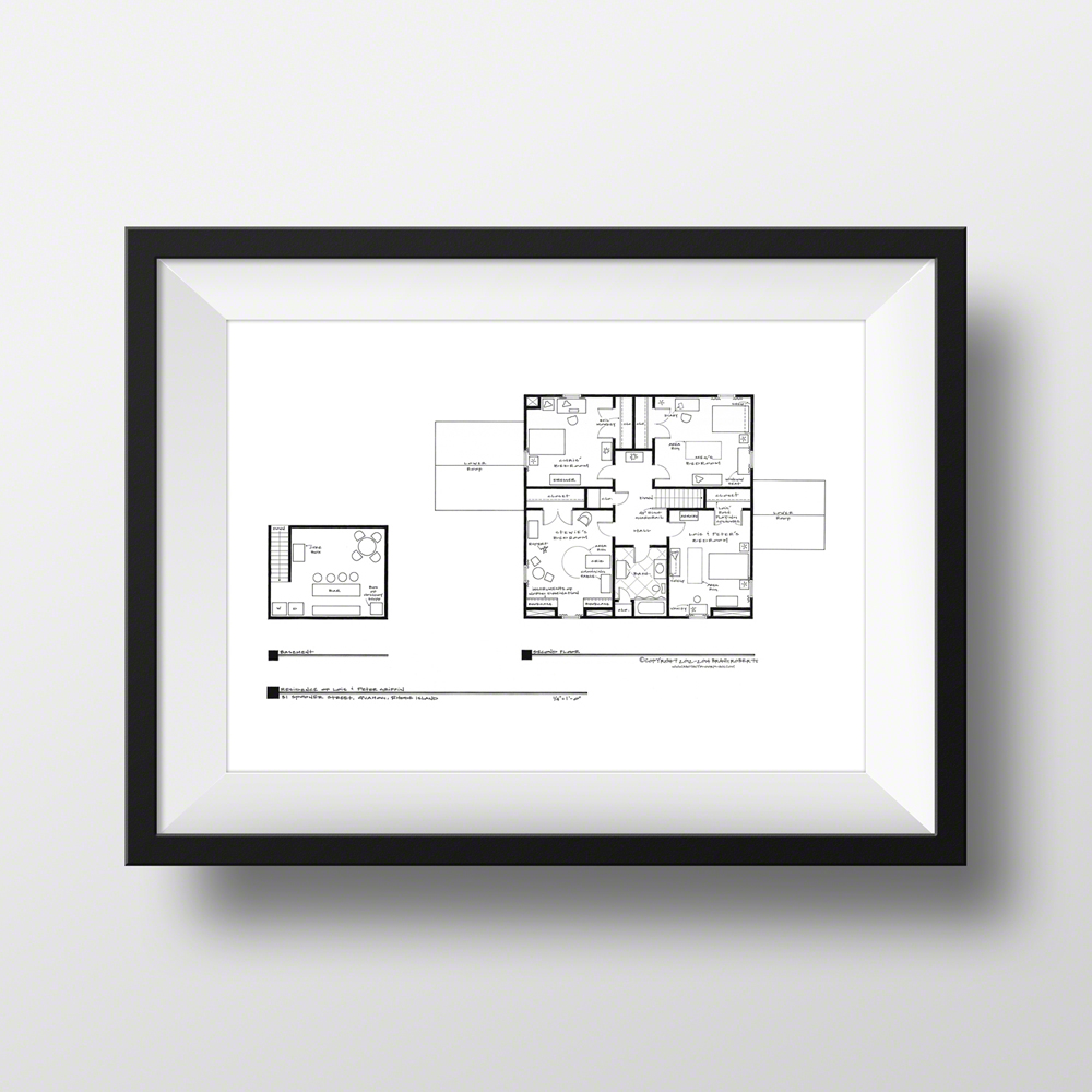 Floor Plan For The Griffin House On Family Guy