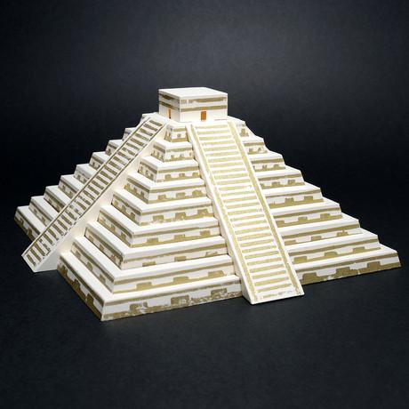 Mayan Pyramid (Pre-Cut)
