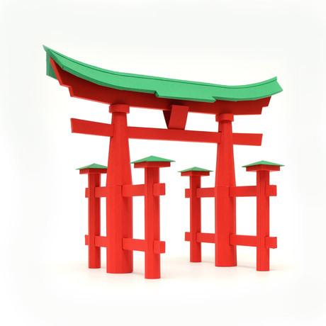 Torii of Itsukushima