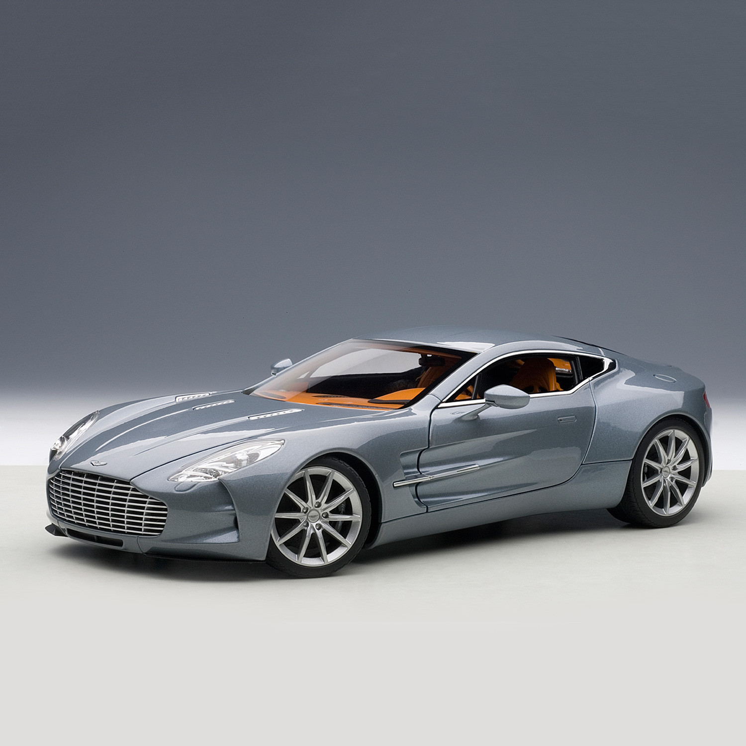 aston martin one 77 auto art touch of modern. Black Bedroom Furniture Sets. Home Design Ideas