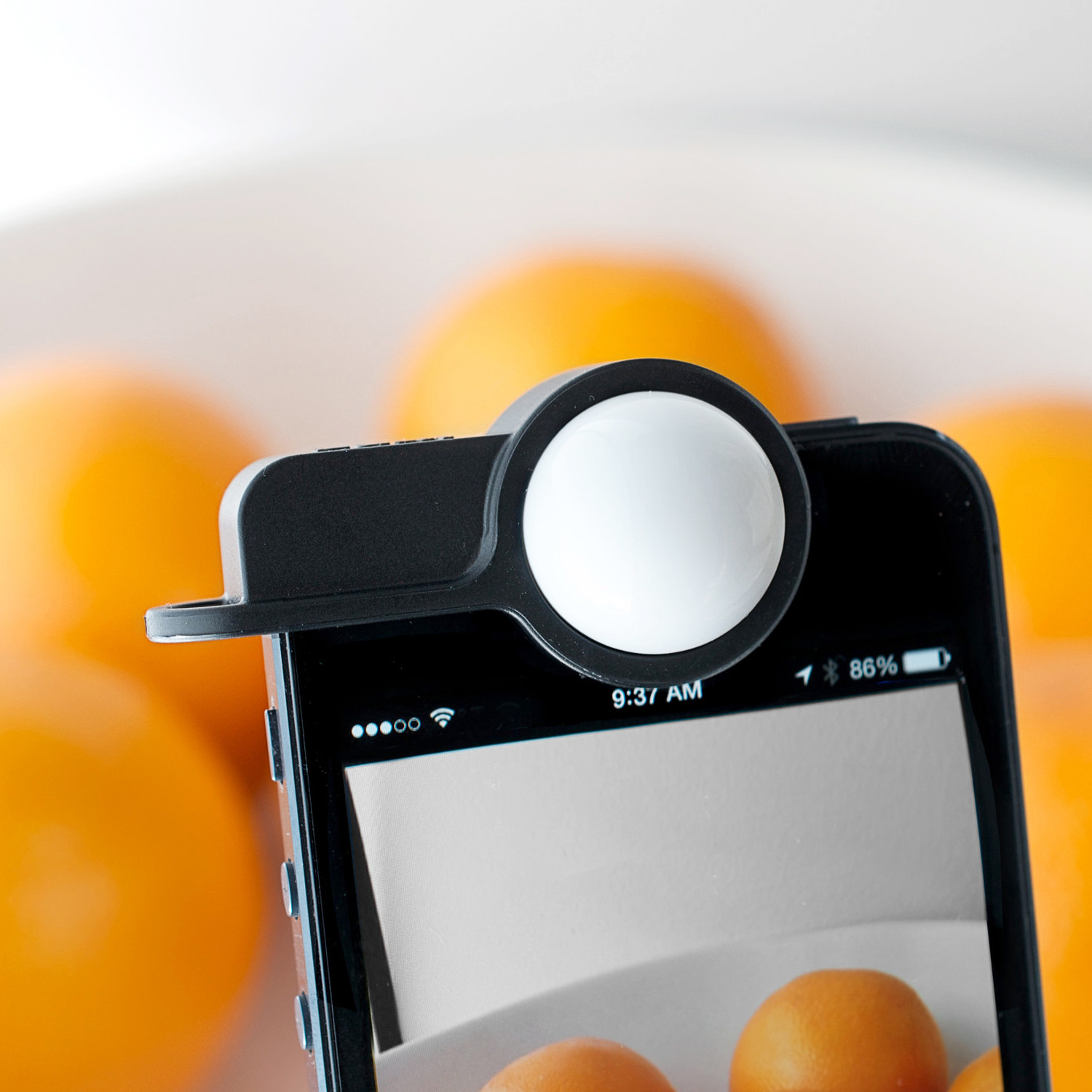 Luxi Light Meter Attachment For IPhone (iPhone 5/5S)