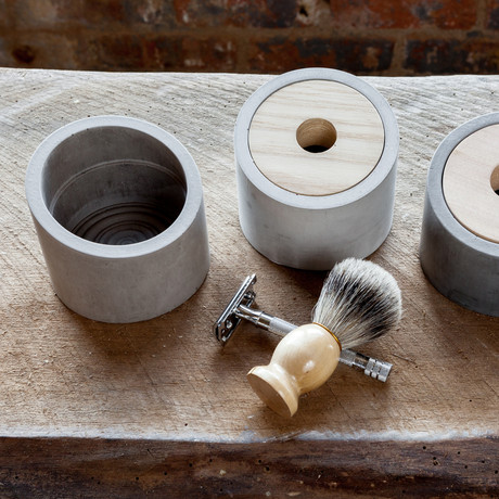 Modern Shaving Bowl