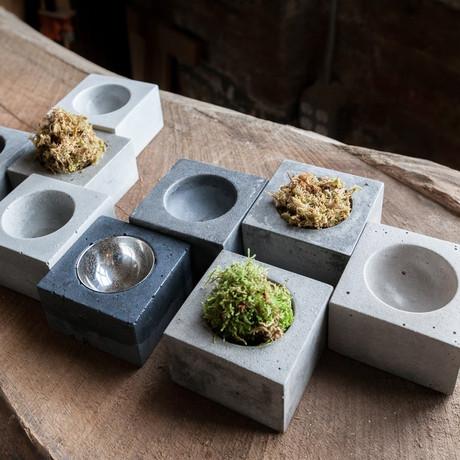Micro Orb Bowl (Gray)
