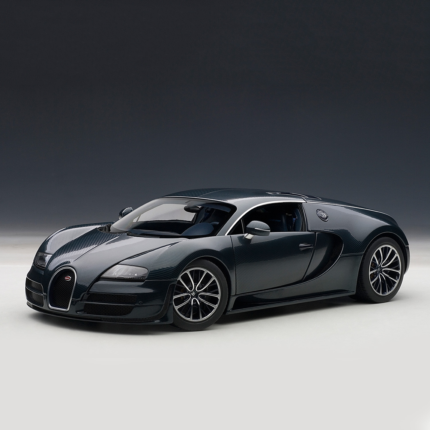 bugatti veyron super sport auto art touch of modern. Black Bedroom Furniture Sets. Home Design Ideas