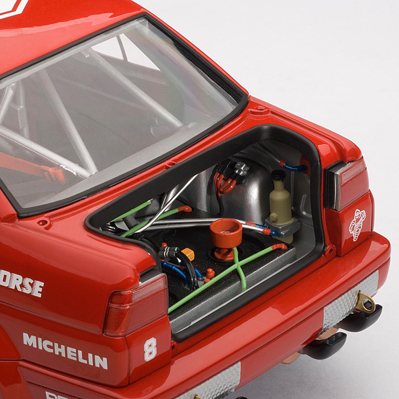Alfa Romeo 155 V6 TI DTM 1993 Larini #8, Zolder Winner