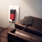 BOLT // Battery Wall Charger (Stealth)