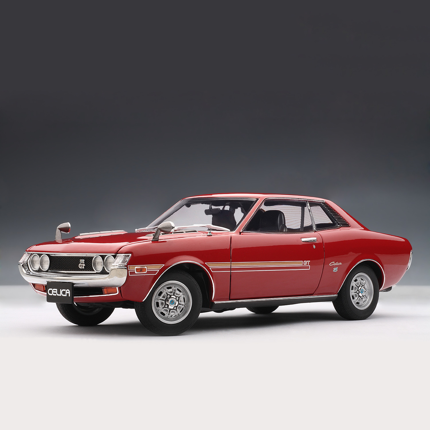 Toyota Celica Coupe 1600 Gt: Toyota Celica 1600GT (Red)