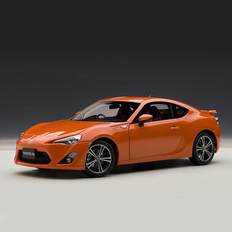 "Toyota 86 GT ""Limited"" (Orange Metallic)"