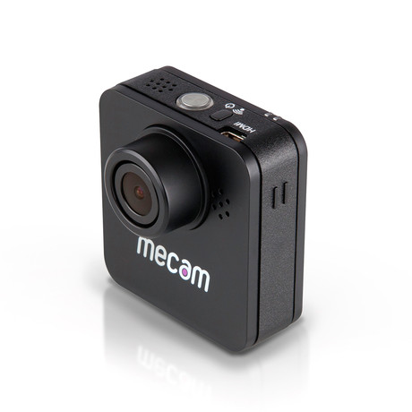 MeCam // HD Mini Wearable Video Camera