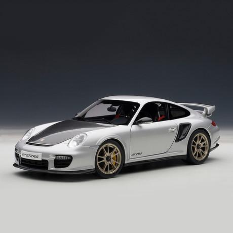 Porsche 911 (997) GT2 RS // Silver