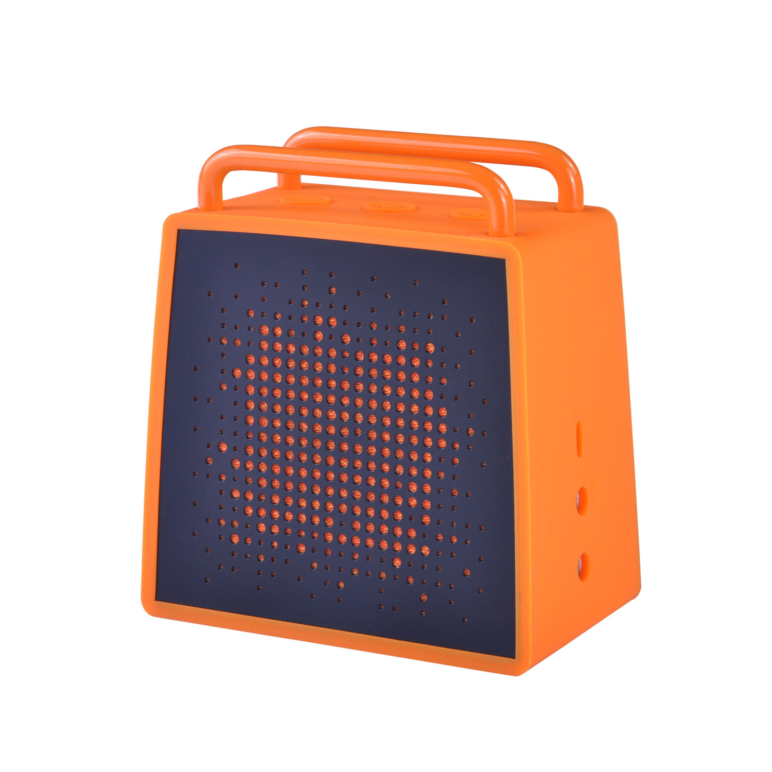 sp 0 portable bluetooth speaker orange antec sp wireless touch of modern. Black Bedroom Furniture Sets. Home Design Ideas