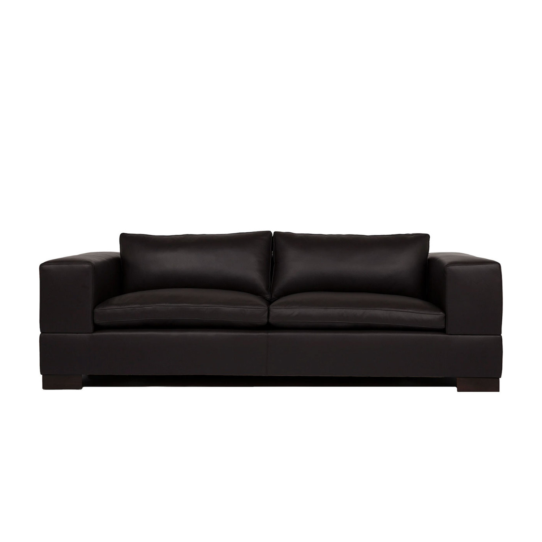 Terrific Granger Leather Sofa Jaxon Home Touch Of Modern Machost Co Dining Chair Design Ideas Machostcouk