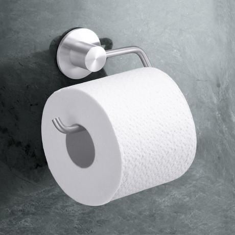 Marion // Spare Toilet Roll Holder (Lidded)