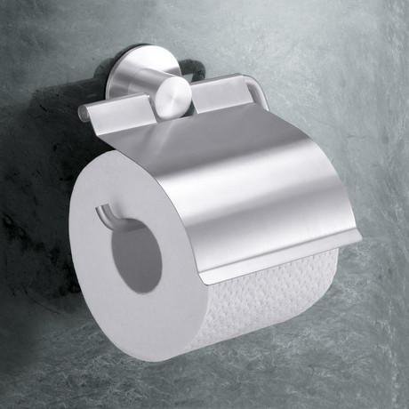 Marion // Spare Toilet Roll Holder // Lidded