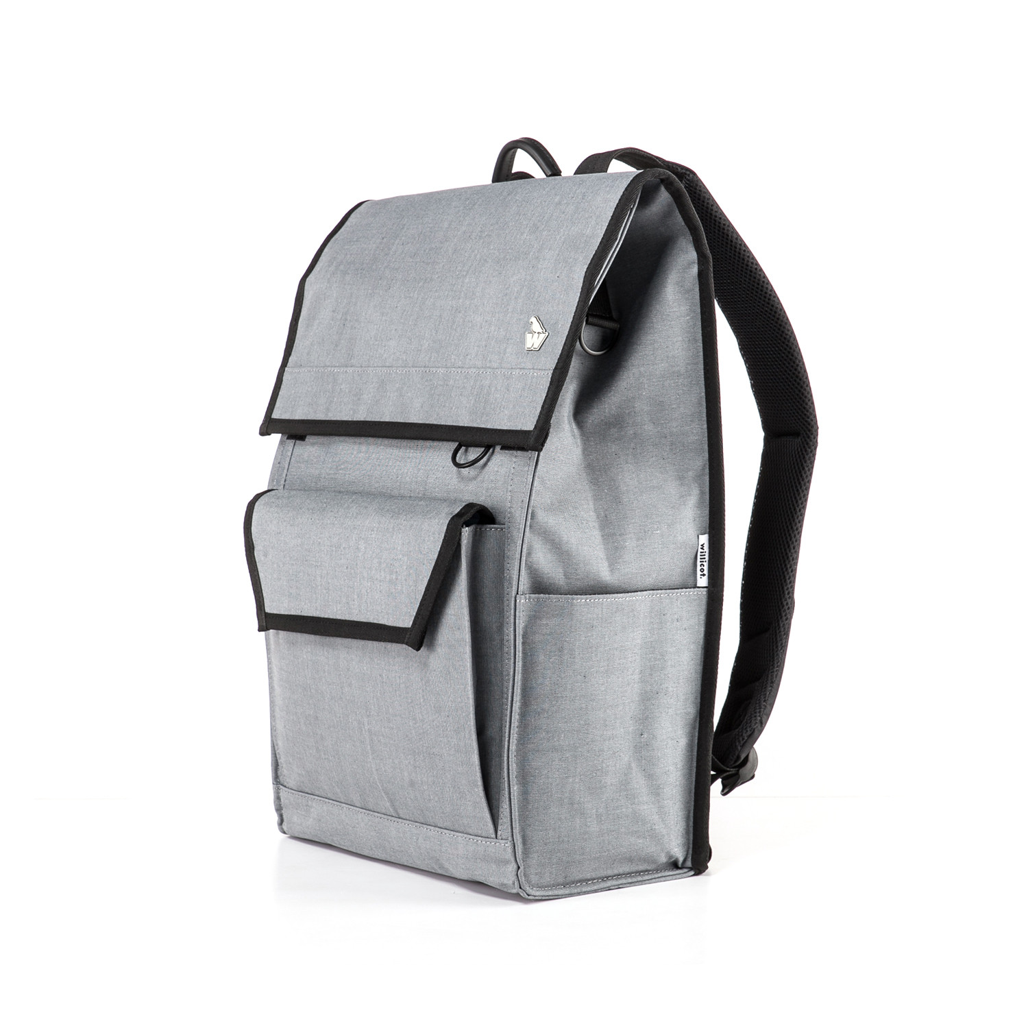 Brady Urban Laptop Backpack (Chambray Grey) - Willicot - Touch of ...