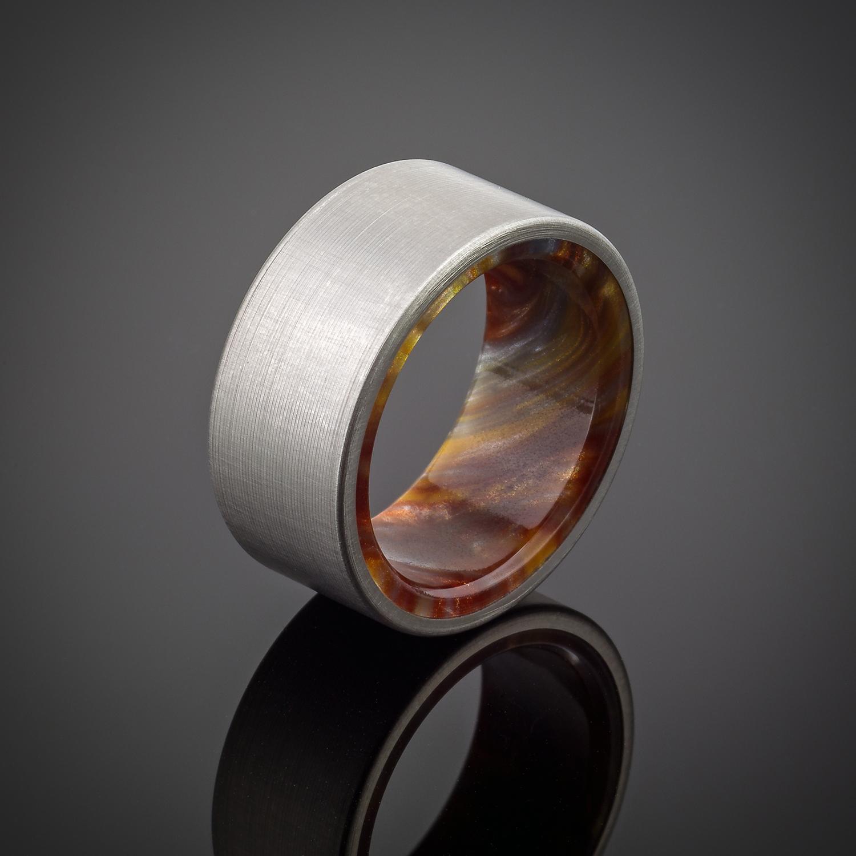Best Of Mens Wedding Ring orange