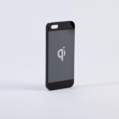 Receiver Case // iPhone 5 (Black)