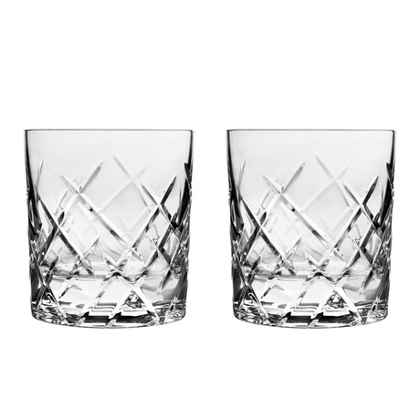 Shtox Rotating Glass // 011 // Set of 2