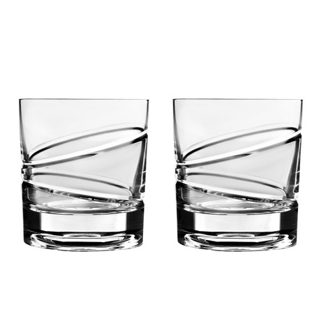 Shtox Rotating Glass // 007 // Set of 2