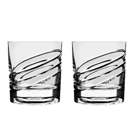 Shtox Rotating Glass // 006 // Set of 2
