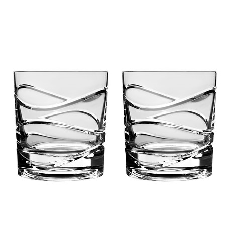 Shtox Rotating Glass // 003 // Set of 2