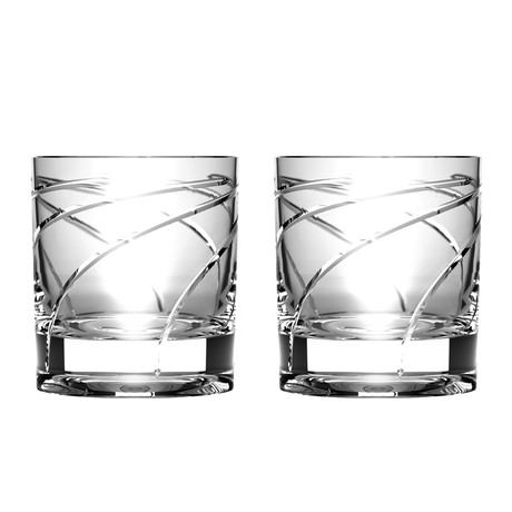 Shtox Rotating Glass // 002 // Set of 2