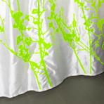 Blossom Shower Curtain (Vivid Pink)