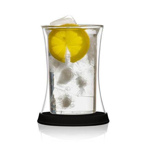 JAVAA Double-Wall Glas // Set van 4