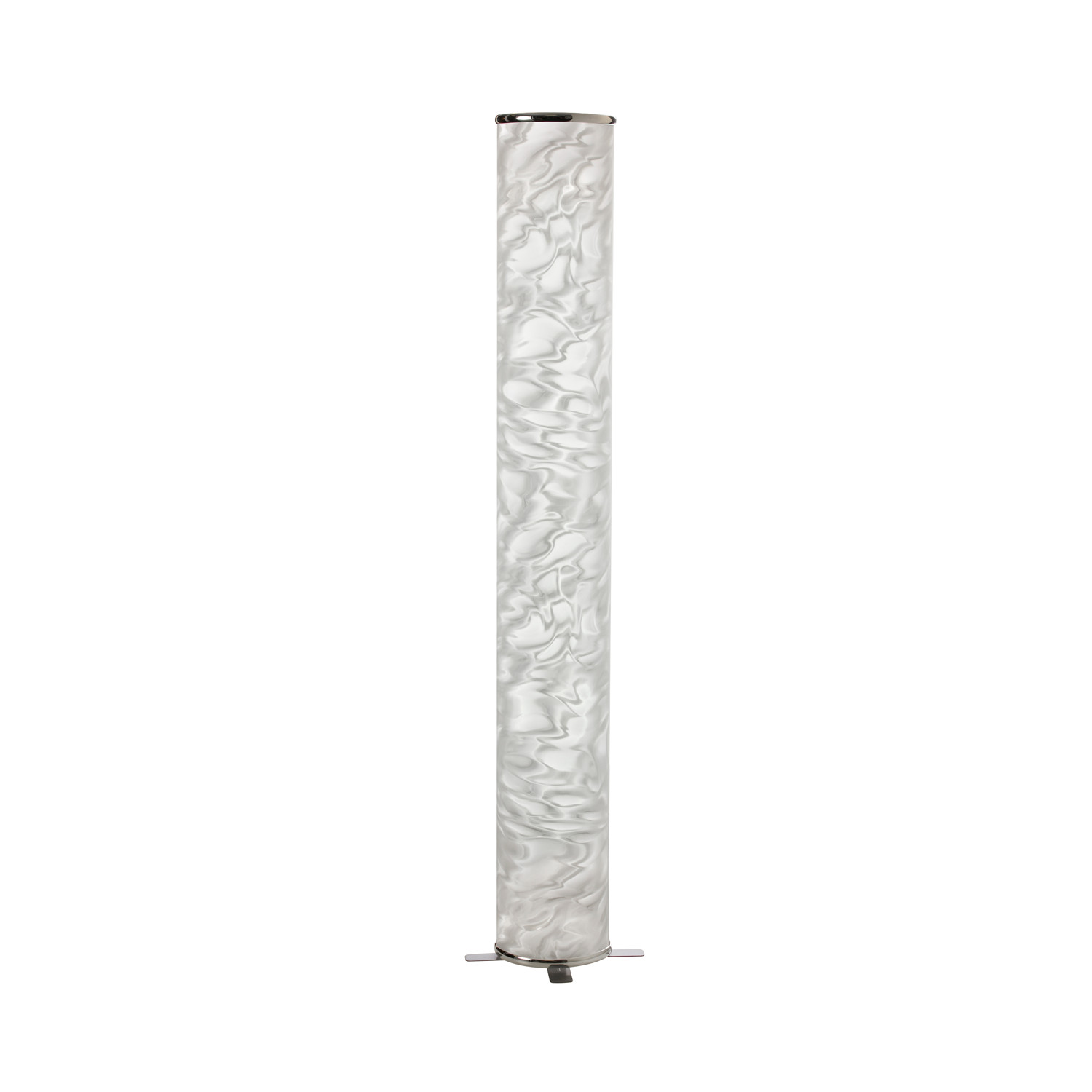 Decorative cylinder floor lamp ice shade dainolite touch of modern decorative cylinder floor lamp ice shade mozeypictures Gallery