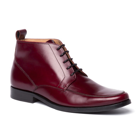 The Generic Man // Mid Lace Boot // Oxblood (US: 7)