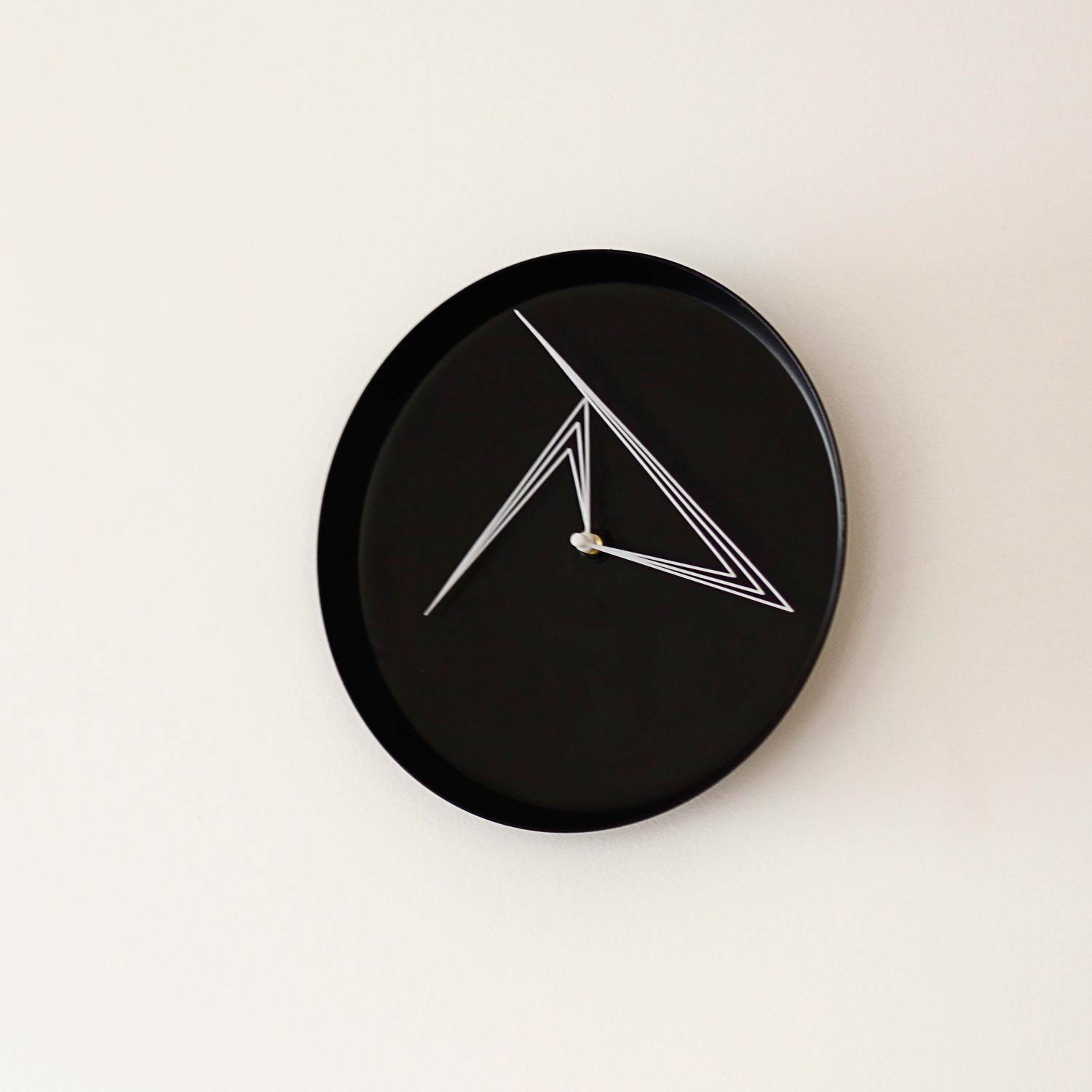 Perspective clocks z clock studio ve touch of modern for Touch of modern clock