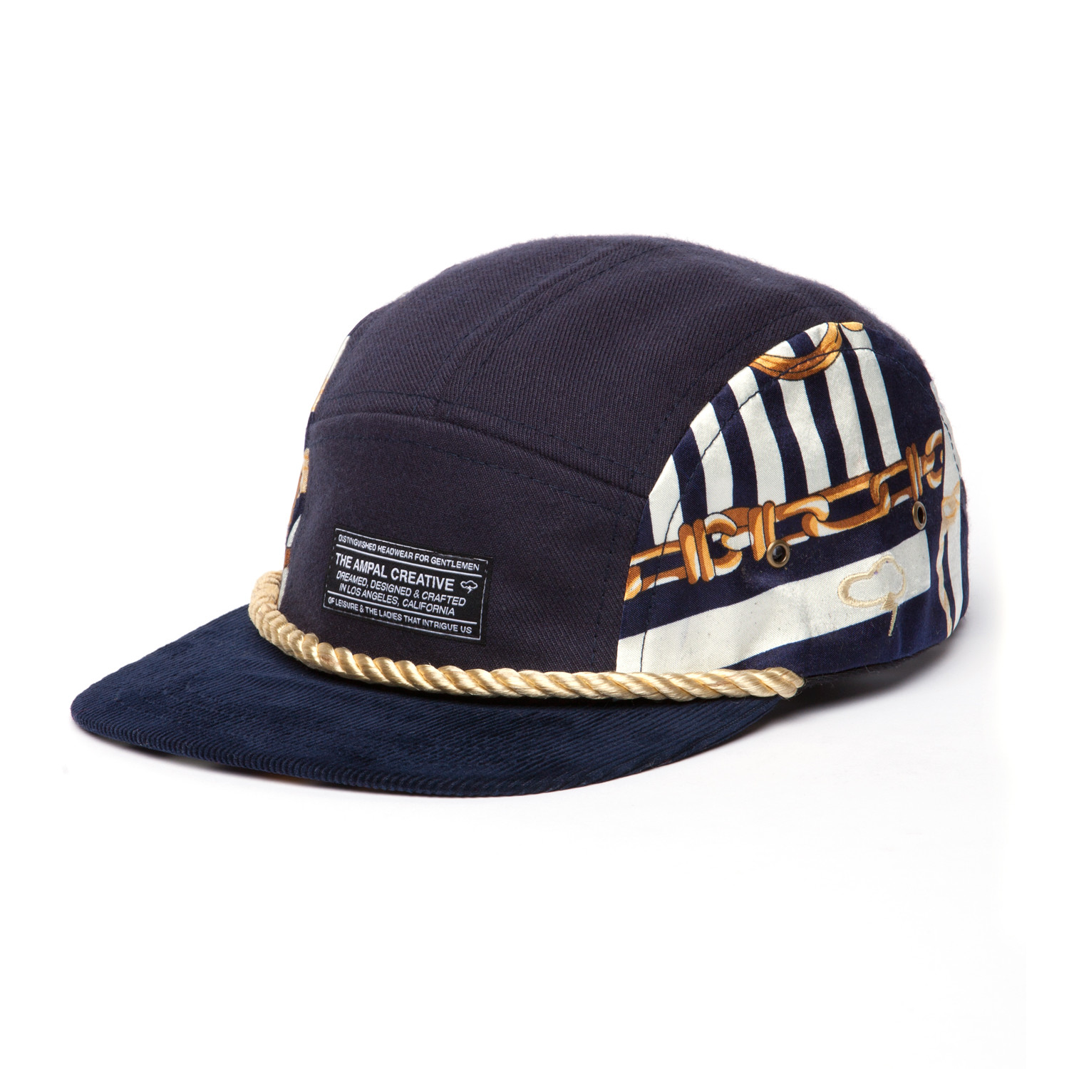 Yachtmaster Camp Hat - The Ampal Creative - Touch of Modern