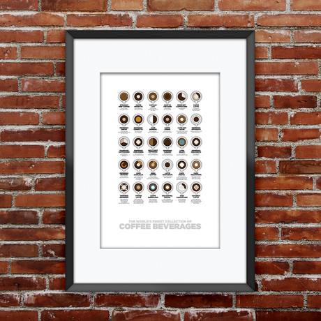 Coffee Poster (American)