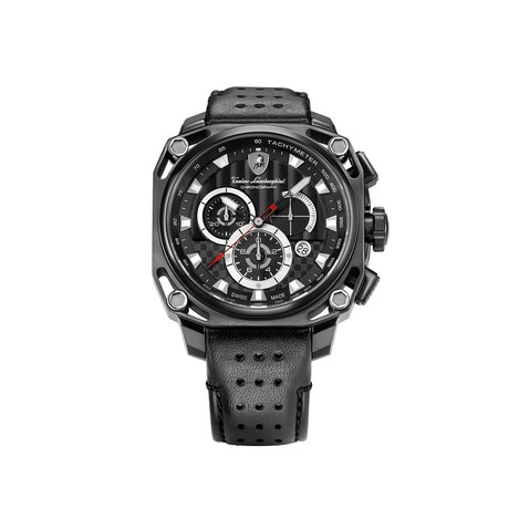 Lamborghini 4-Screw Chronograph Quartz // 4840