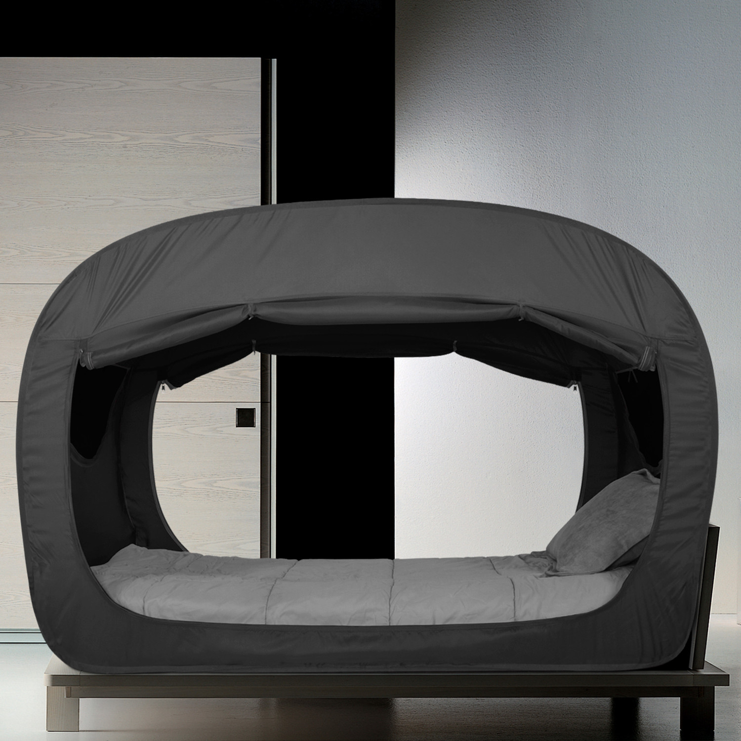 Privacy Pop Bed Tent (Queen) : bed tent queen - memphite.com