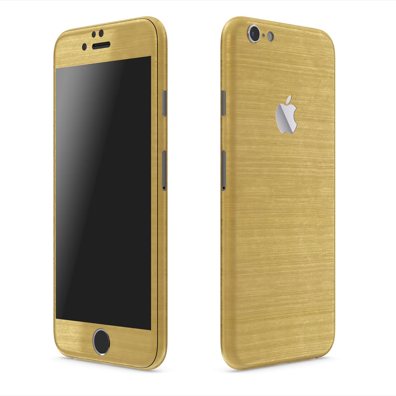 slickwraps iphone 5 gold
