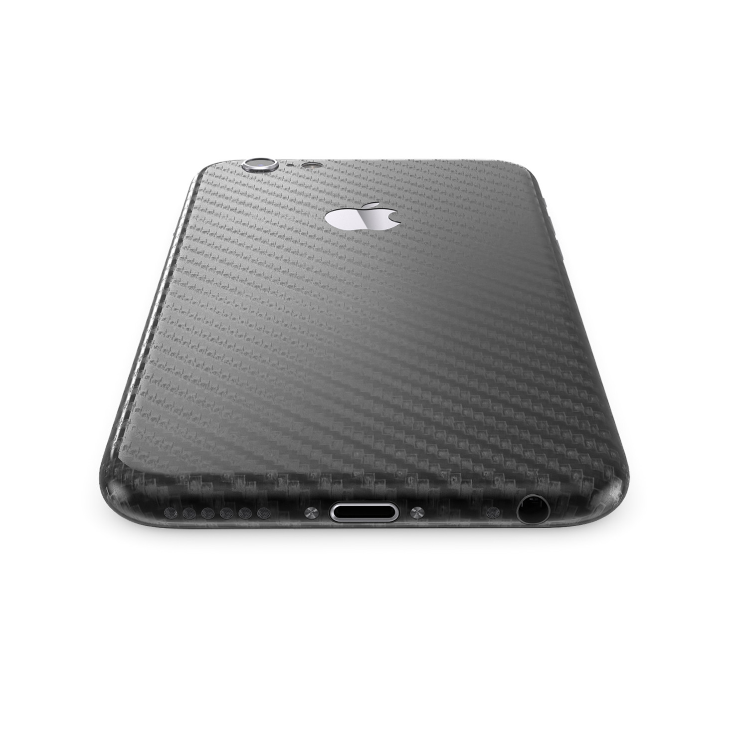 picture of iphone 6 carbon series black iphone 6 slickwraps touch of 15858