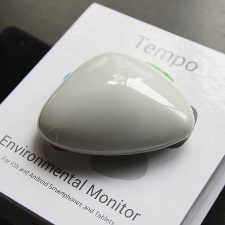 Tempo Environment Monitor // Grey