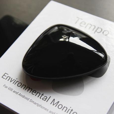 Tempo Environment Monitor // Black