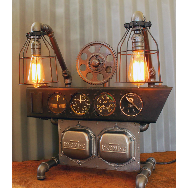 Machine Age Aviation Lamp No 25