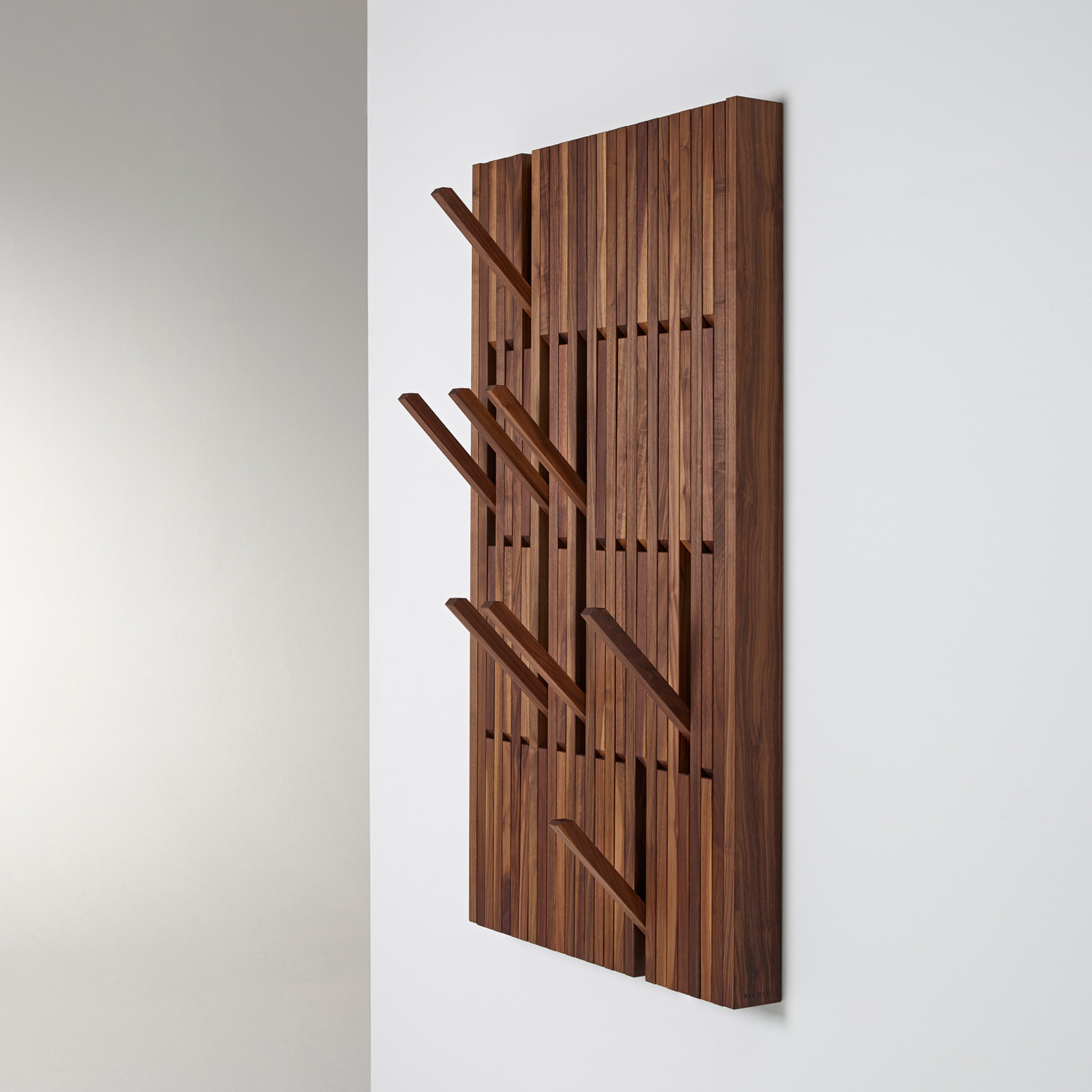 Piano Coat Rack Large Beech White PERUSE Touch of Modern