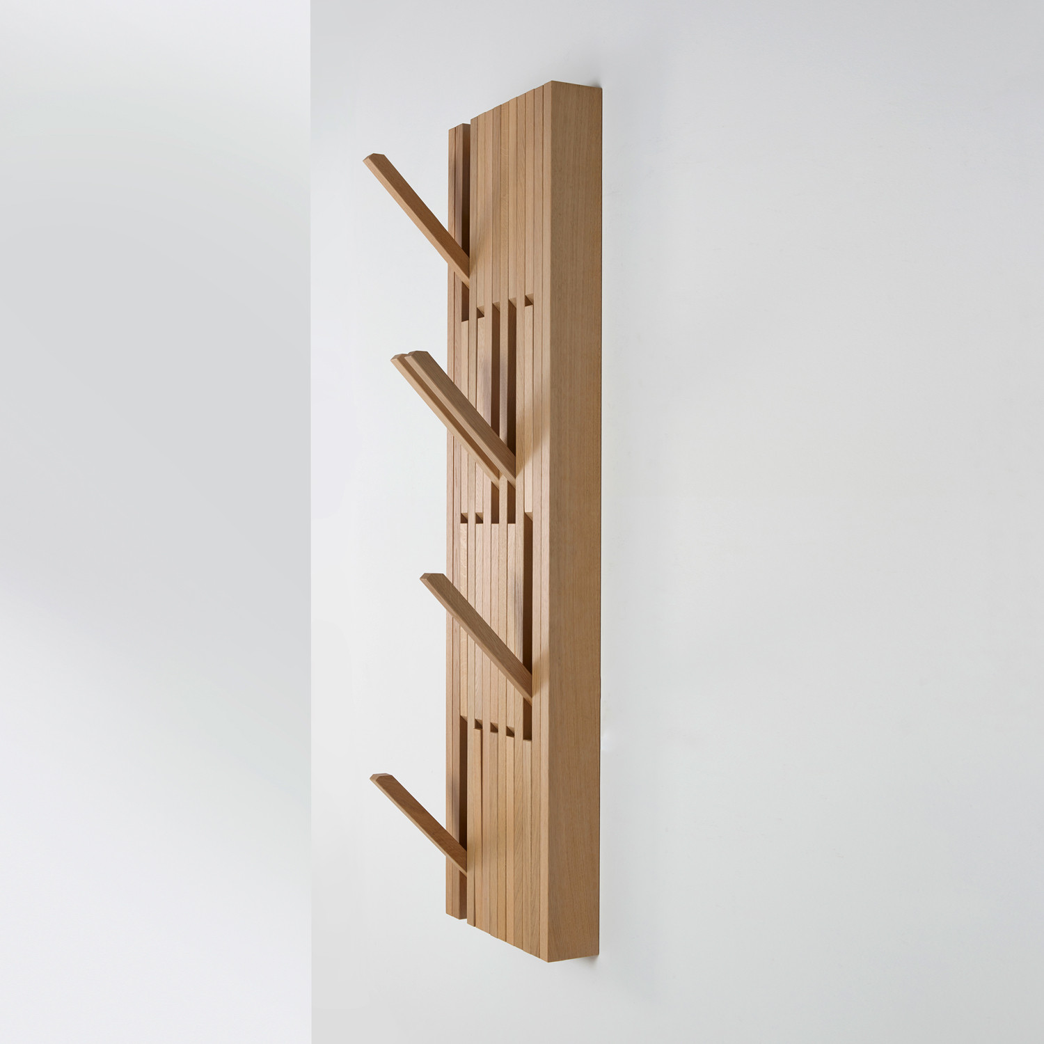 piano coat rack small beech white per use. Black Bedroom Furniture Sets. Home Design Ideas