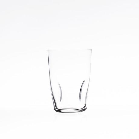 125ml Aqua Cordial Glass // Set of 6