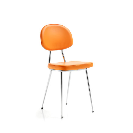 Anni 60 Chair // Orange (Orange)